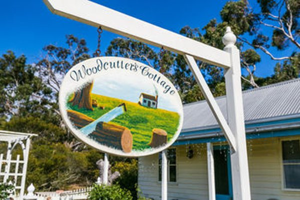 Freshwater Creek Cottages & Farm Stay - фото 21