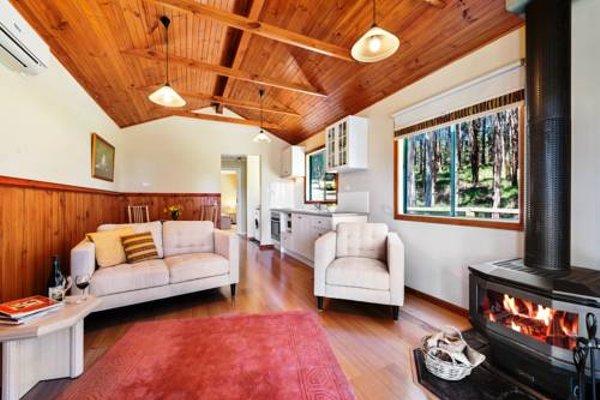 Johanna River Farm & Cottages - фото 50