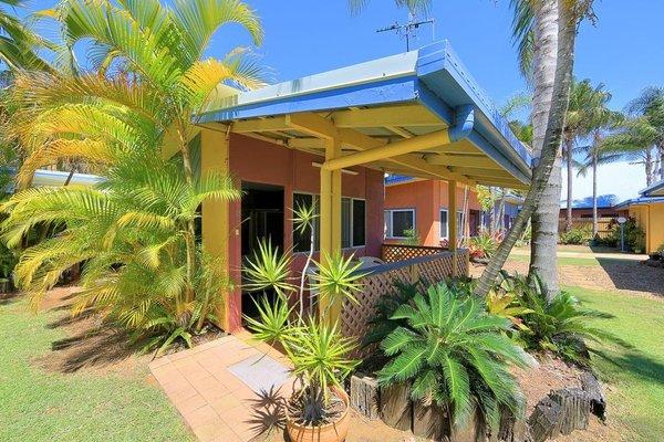 Bargara Gardens Motel and Holiday Villas - фото 50