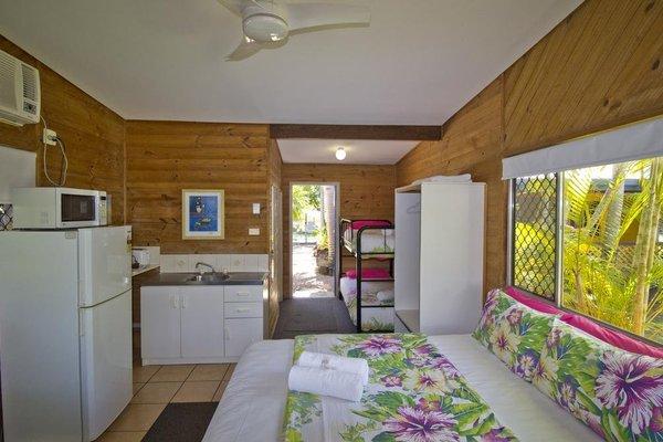 Bargara Gardens Motel and Holiday Villas - фото 11