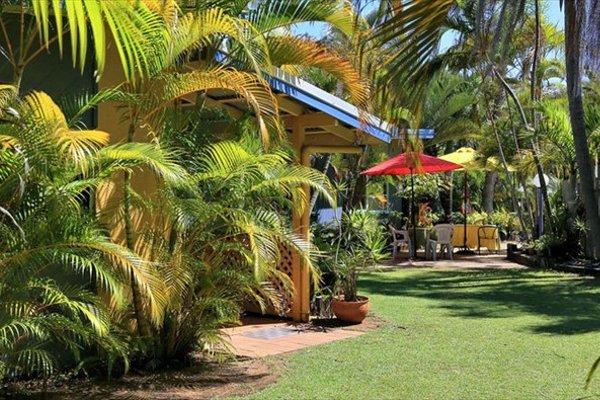 Bargara Gardens Motel and Holiday Villas - фото 19