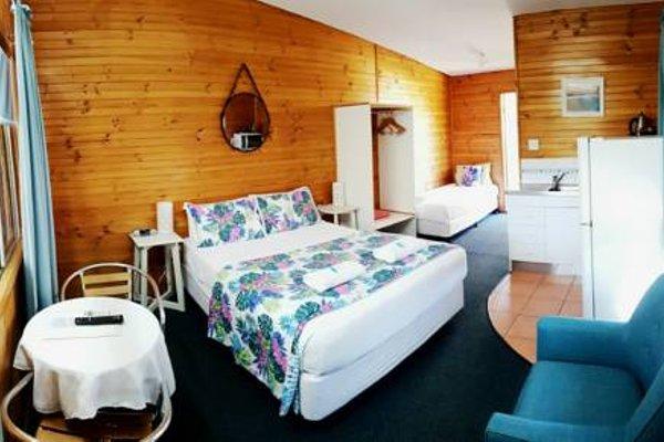 Bargara Gardens Motel and Holiday Villas - фото 3