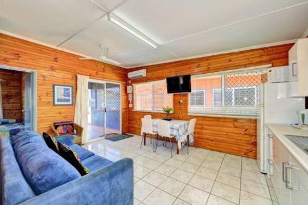 Bargara Gardens Motel and Holiday Villas - фото 6
