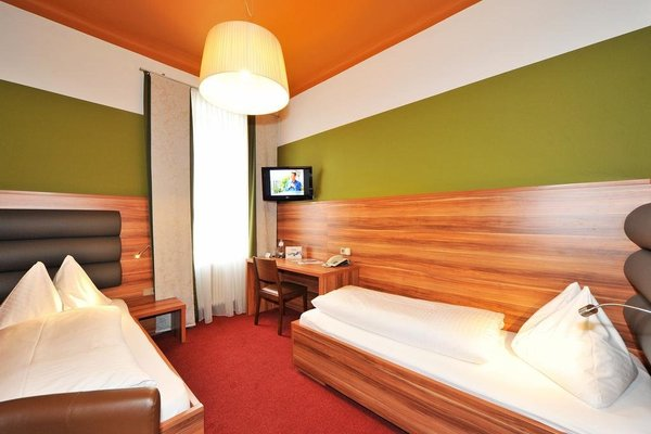 Hotel Ertl & mexican cantina salud - фото 3