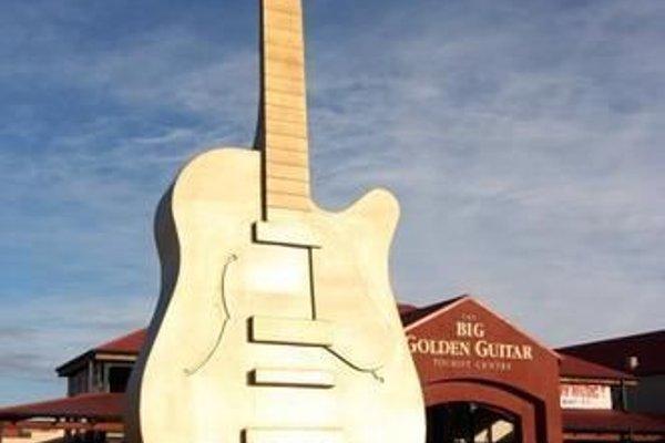 Golden Guitar Motor Inn - фото 13