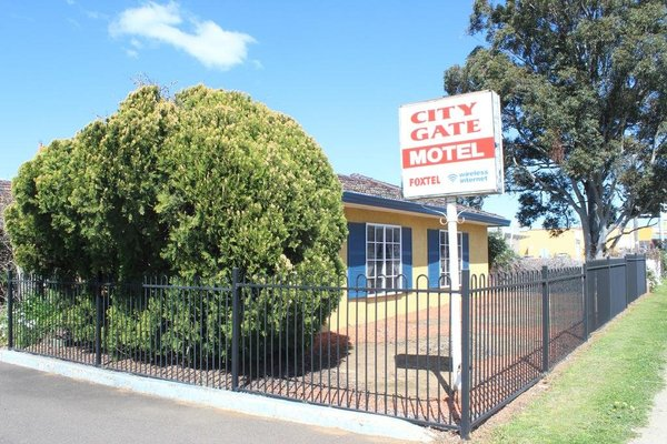 City Gate Motel - фото 11