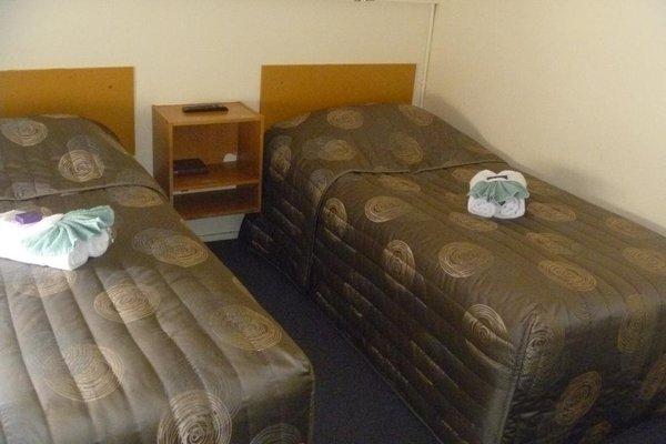 Stagecoach Inn Motel - фото 10