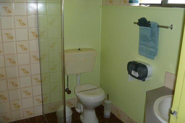 Stagecoach Inn Motel - фото 15