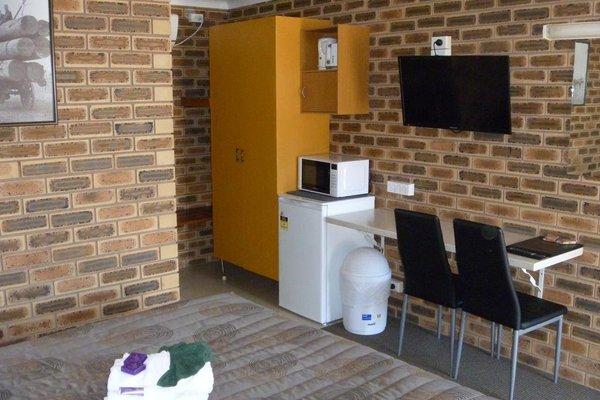 Stagecoach Inn Motel - фото 16