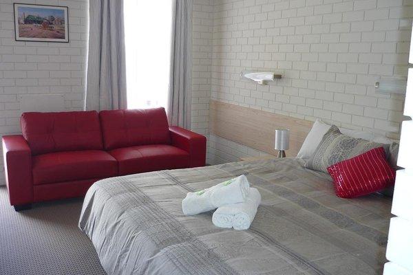 Stagecoach Inn Motel - фото 8