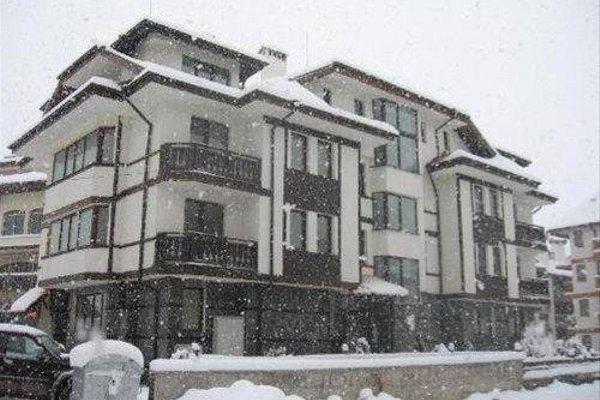Sveti Stefan Apartment House - фото 22