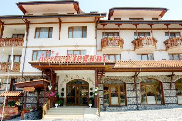 Отель Elegant - 21