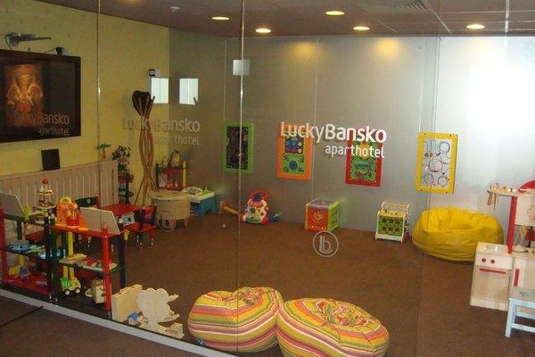 Lucky Bansko Aparthotel SPA & Relax - фото 7
