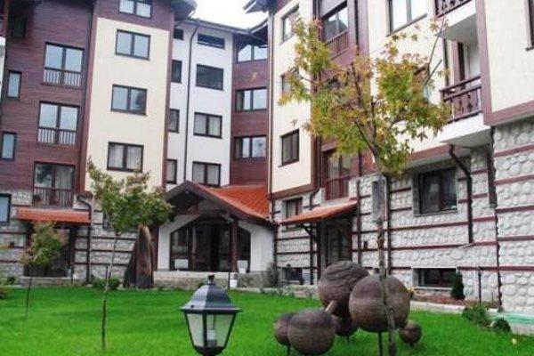 Aparthotel Winslow Highland - фото 21