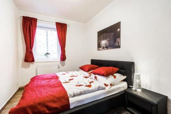 Penzion Apartments Benesova 6 - фото 23