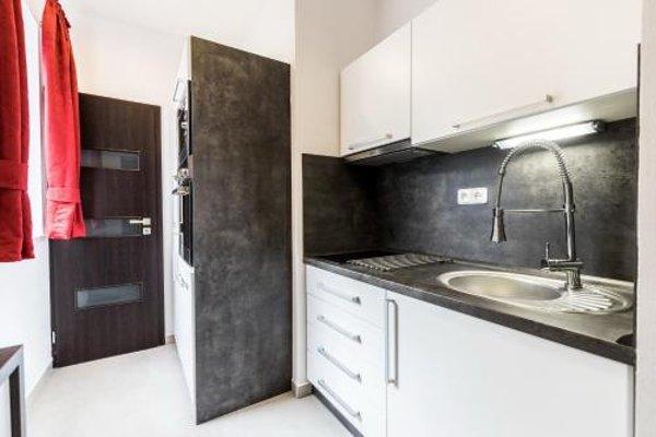Penzion Apartments Benesova 6 - фото 10