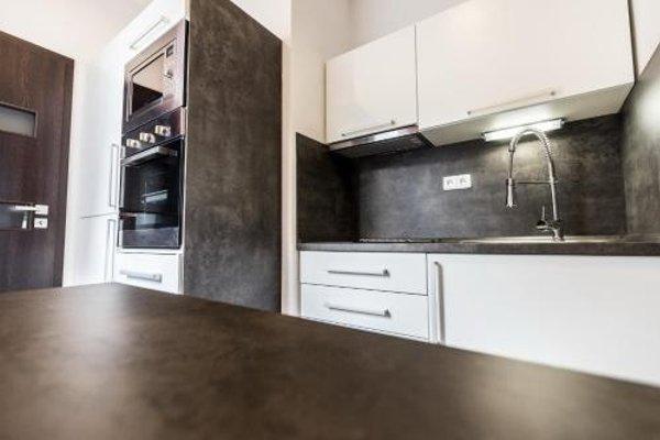 Penzion Apartments Benesova 6 - фото 11