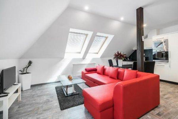 Penzion Apartments Benesova 6 - фото 6