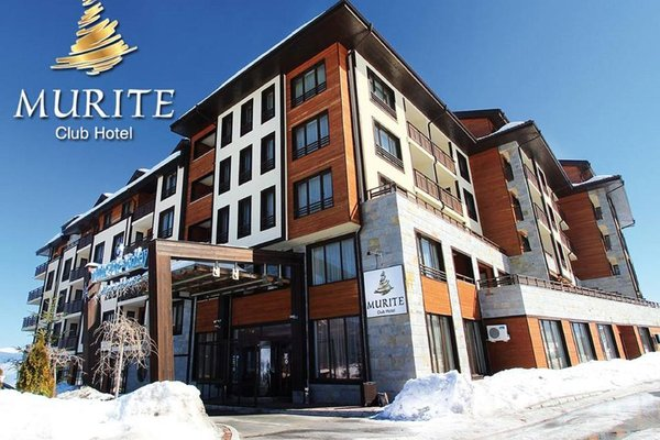 Murite Club Hotel & SPA - Half Board & All Inclusive - фото 21