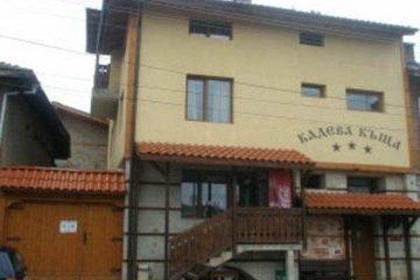 Kadeva House (Кадева Кышта) - фото 10