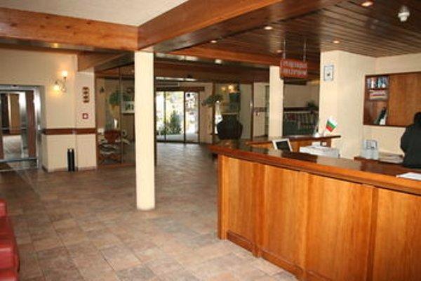 Hotel Pirin - фото 16