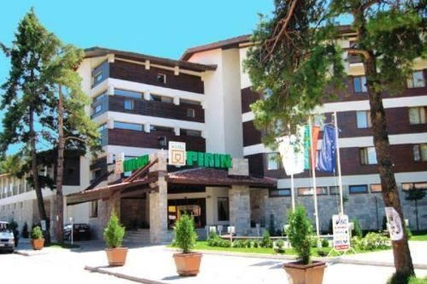 Hotel Pirin - фото 23