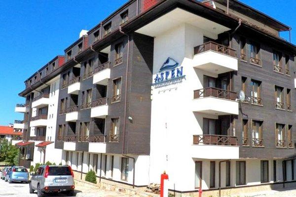 Aparthotel Aspen - фото 22