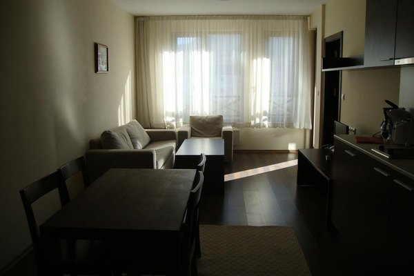 Aparthotel Aspen - фото 9