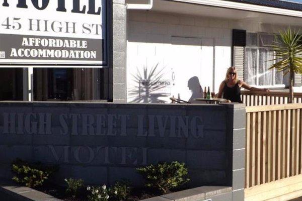High Street Living Motel - фото 17