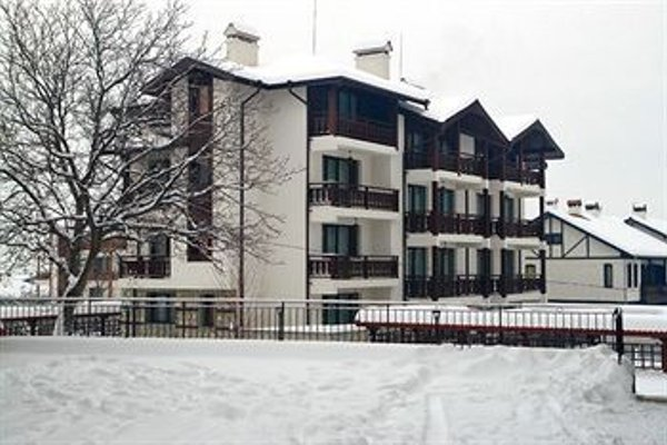 Aparthotel Winslow Elegance - фото 23