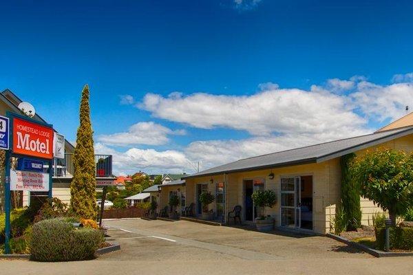 Homestead Lodge Motel - фото 22