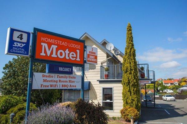 Homestead Lodge Motel - фото 23