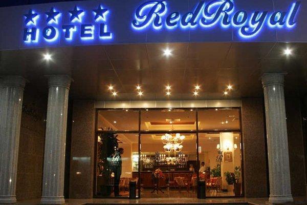 Отель «Ред Роял» - фото 23