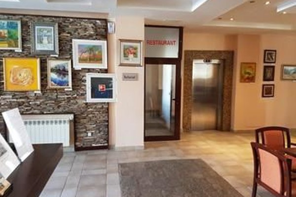 Апарт-отель ORBILUX - фото 16