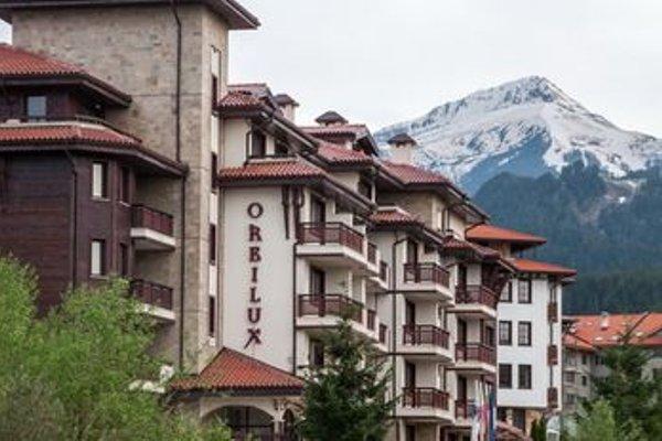 Апарт-отель ORBILUX - фото 22