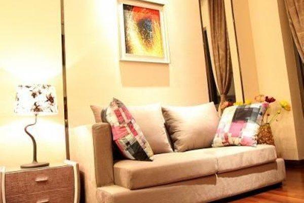 U Hotel Poly Zhonghui International Apartment - 4