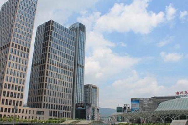 U Hotel Poly Zhonghui International Apartment - 9