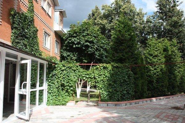 Отель Мещерино - фото 8