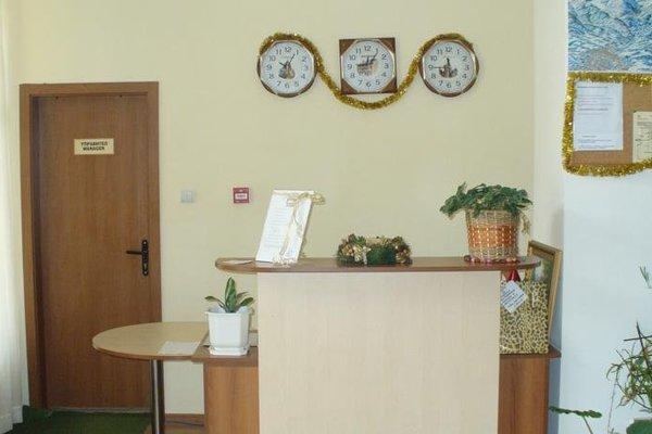 FAMILY HOTEL SASHA - фото 11
