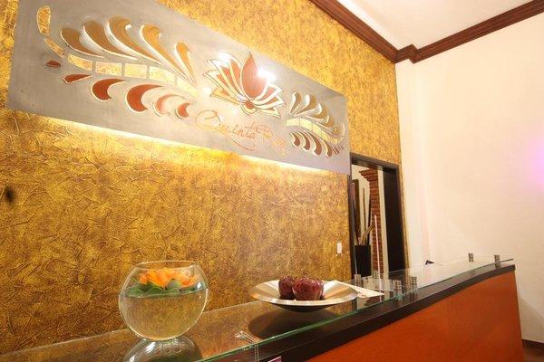 Hotel Boutique Quinta Rio Queretaro - фото 11