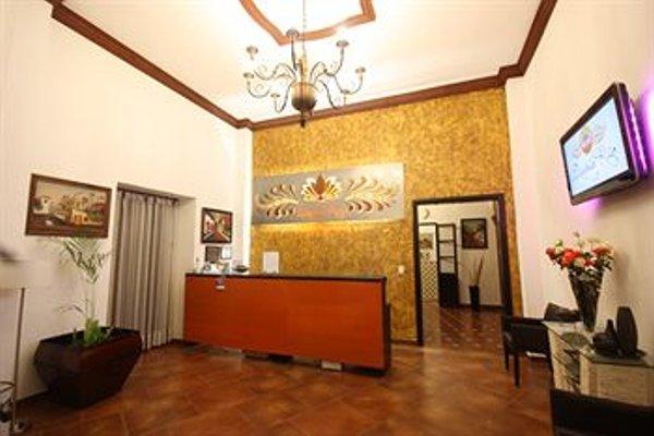 Hotel Boutique Quinta Rio Queretaro - фото 15