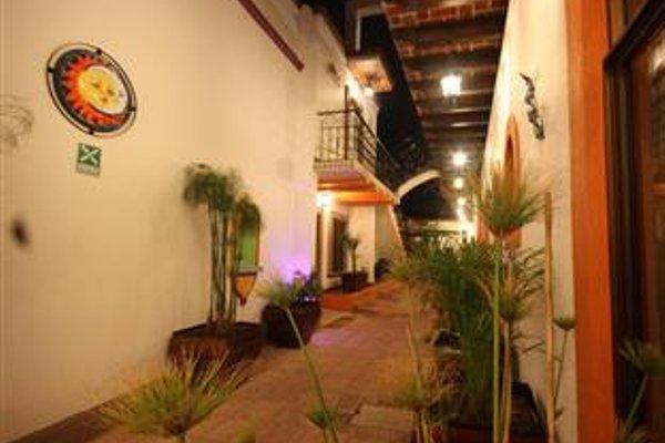 Hotel Boutique Quinta Rio Queretaro - фото 17