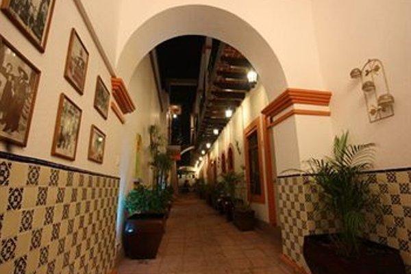 Hotel Boutique Quinta Rio Queretaro - фото 18