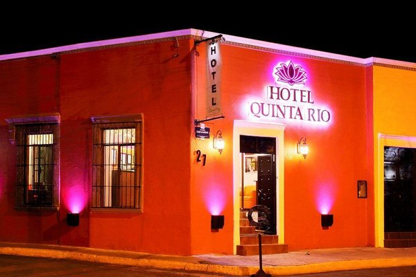 Hotel Boutique Quinta Rio Queretaro - фото 19