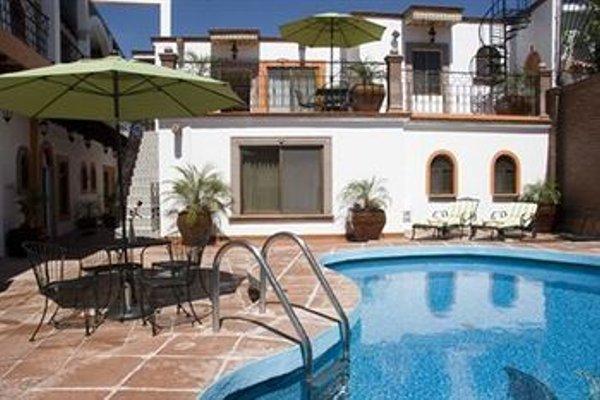 Hotel Boutique Quinta Rio Queretaro - фото 20