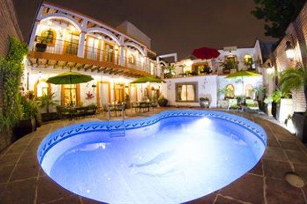 Hotel Boutique Quinta Rio Queretaro - фото 21