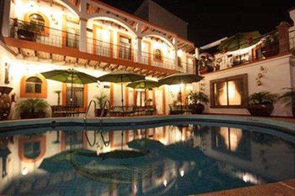 Hotel Boutique Quinta Rio Queretaro - фото 22