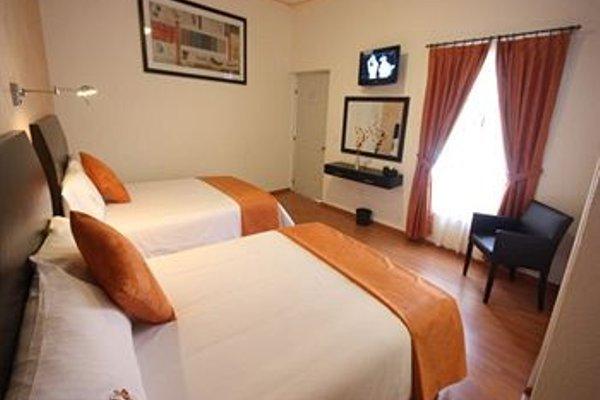 Hotel Boutique Quinta Rio Queretaro - фото 4