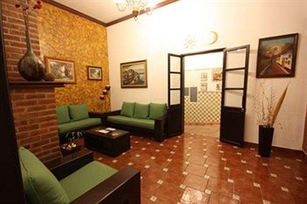 Hotel Boutique Quinta Rio Queretaro - фото 6