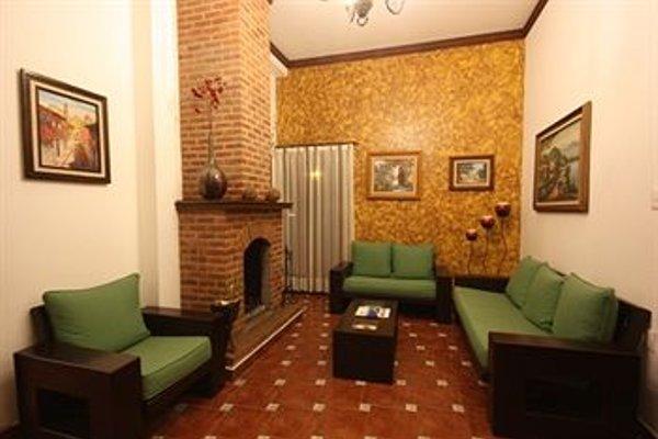 Hotel Boutique Quinta Rio Queretaro - фото 7